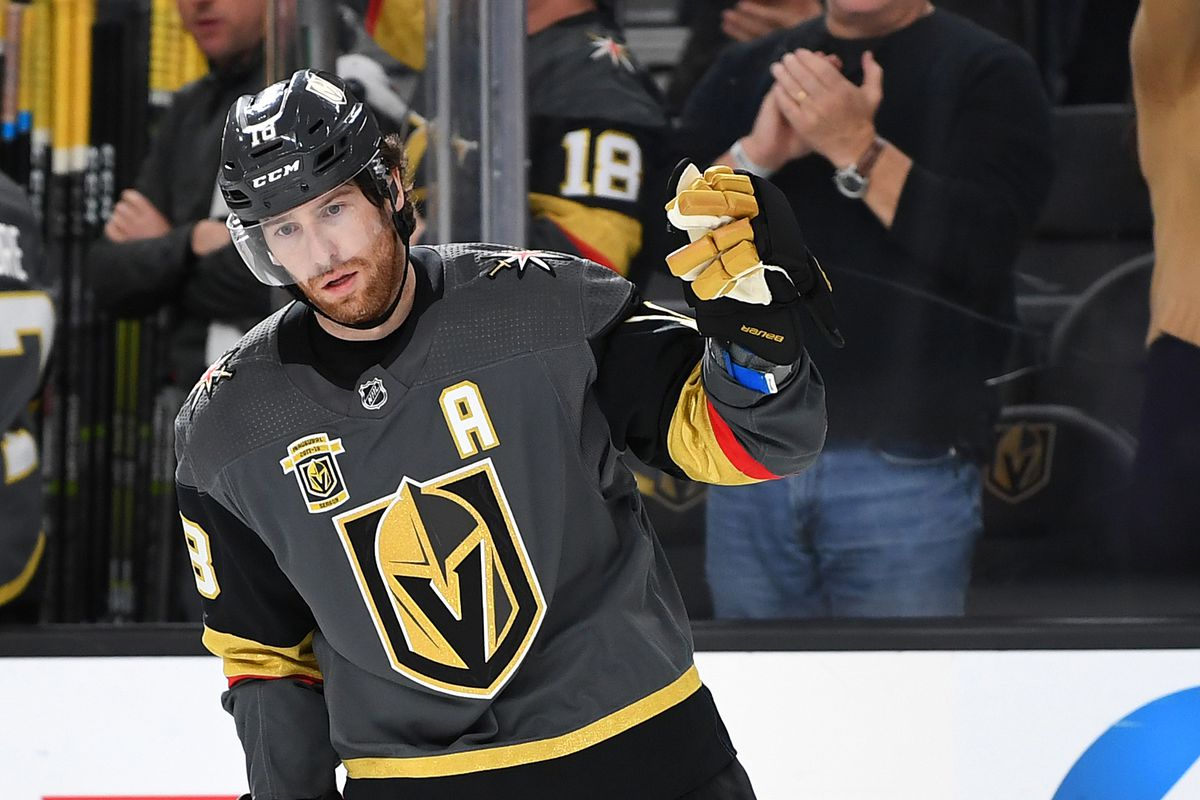 7e88f5ebf The case for the Golden Knights to not re-sign James Neal - Knights ...