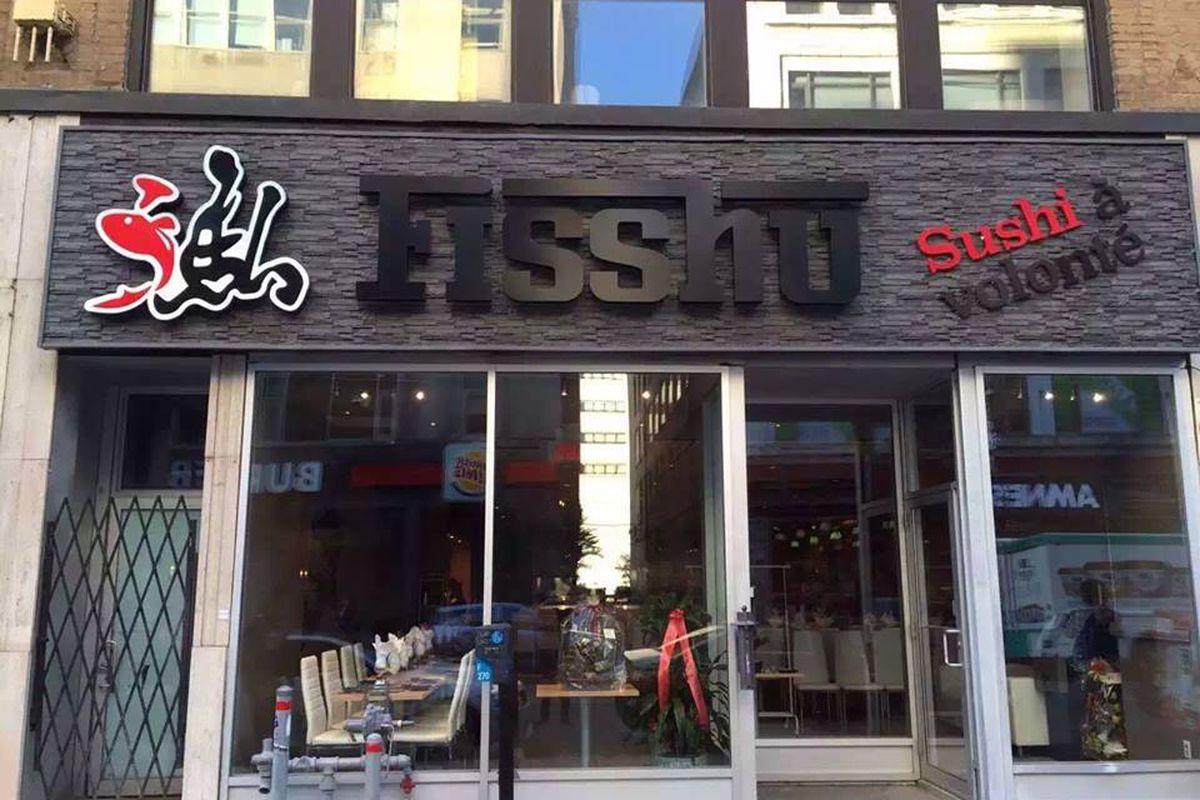 AYCE sushi downtown redux