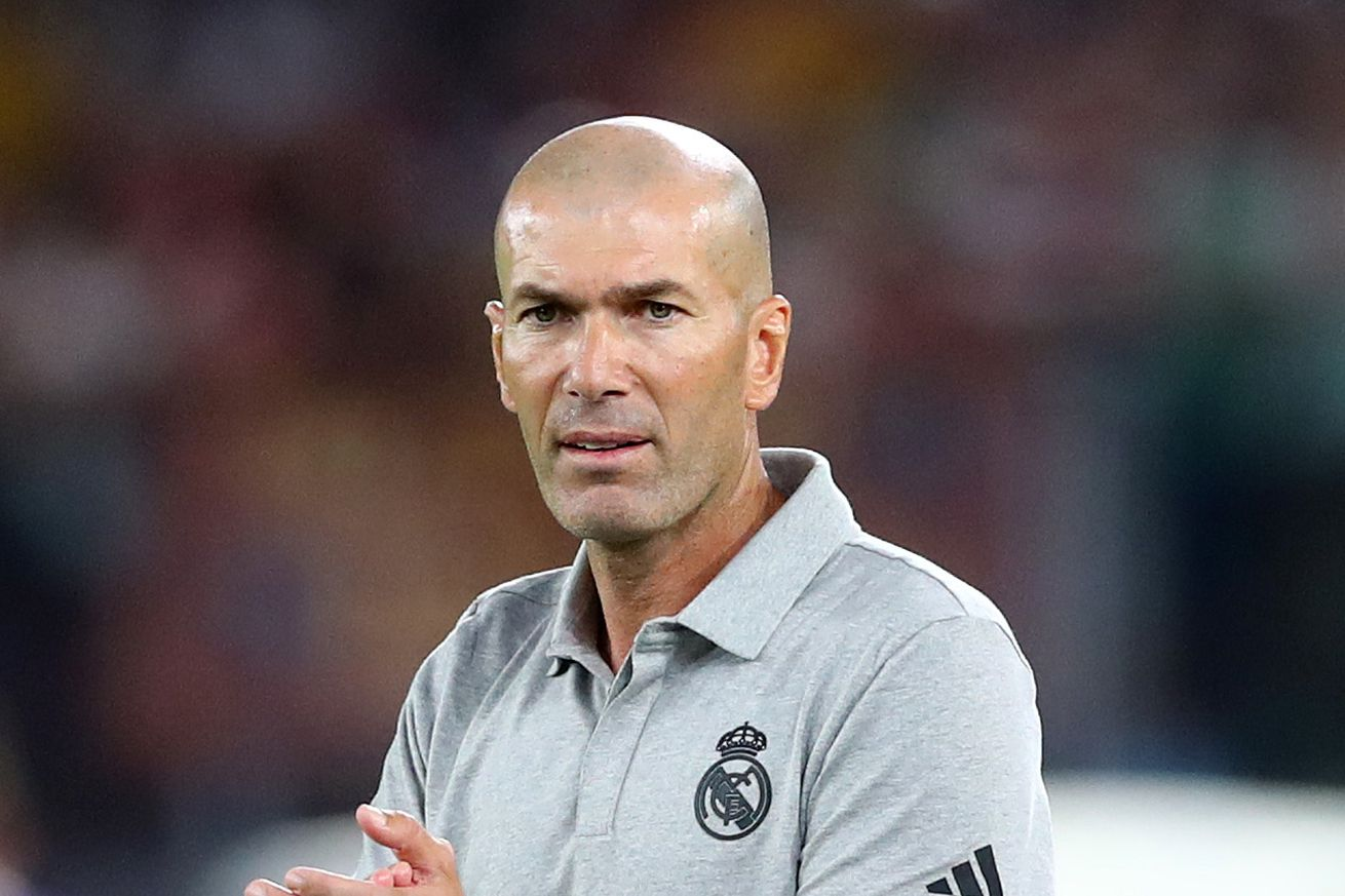 Zidane: ?This is the squad we have and we play La Liga next Saturday, that?s it?