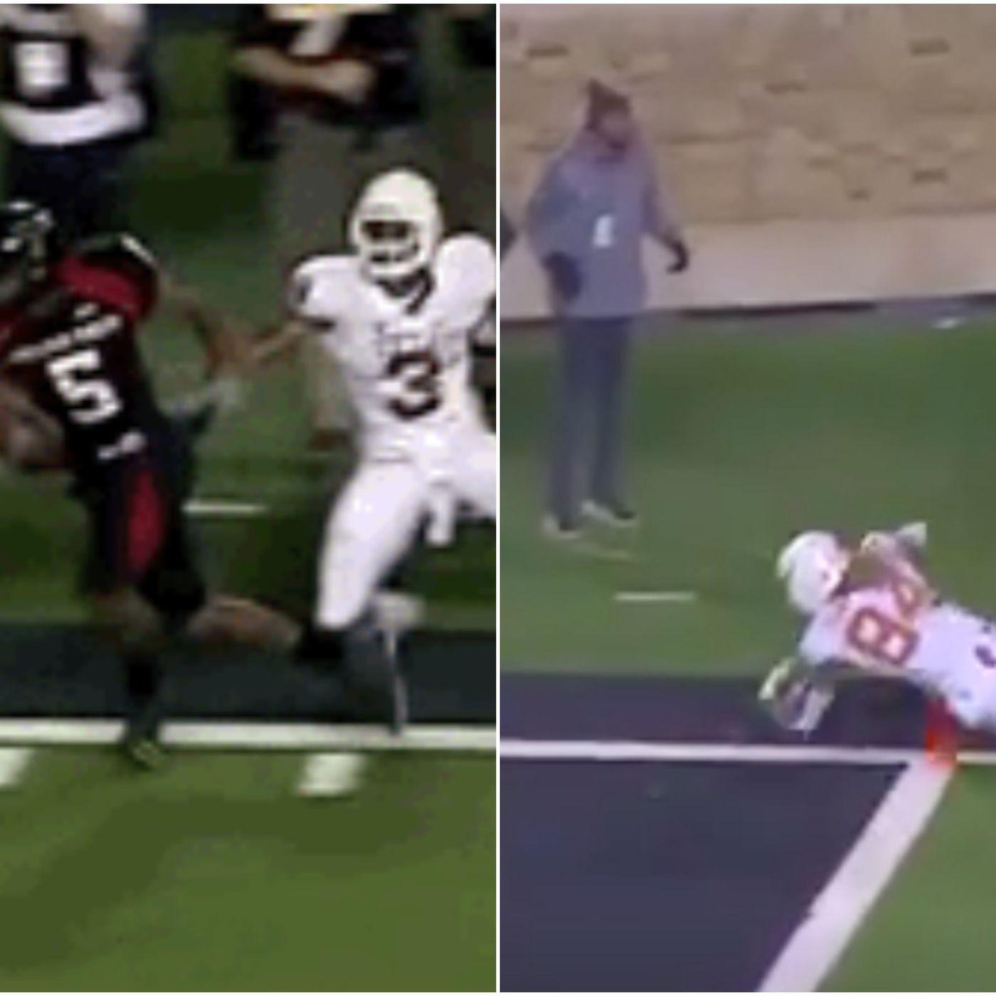 Texas Beats Texas Tech With A Michael Crabtree Revenge Catch