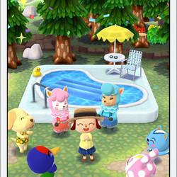 <em>Animal Crossing: Pocket Camp</em>