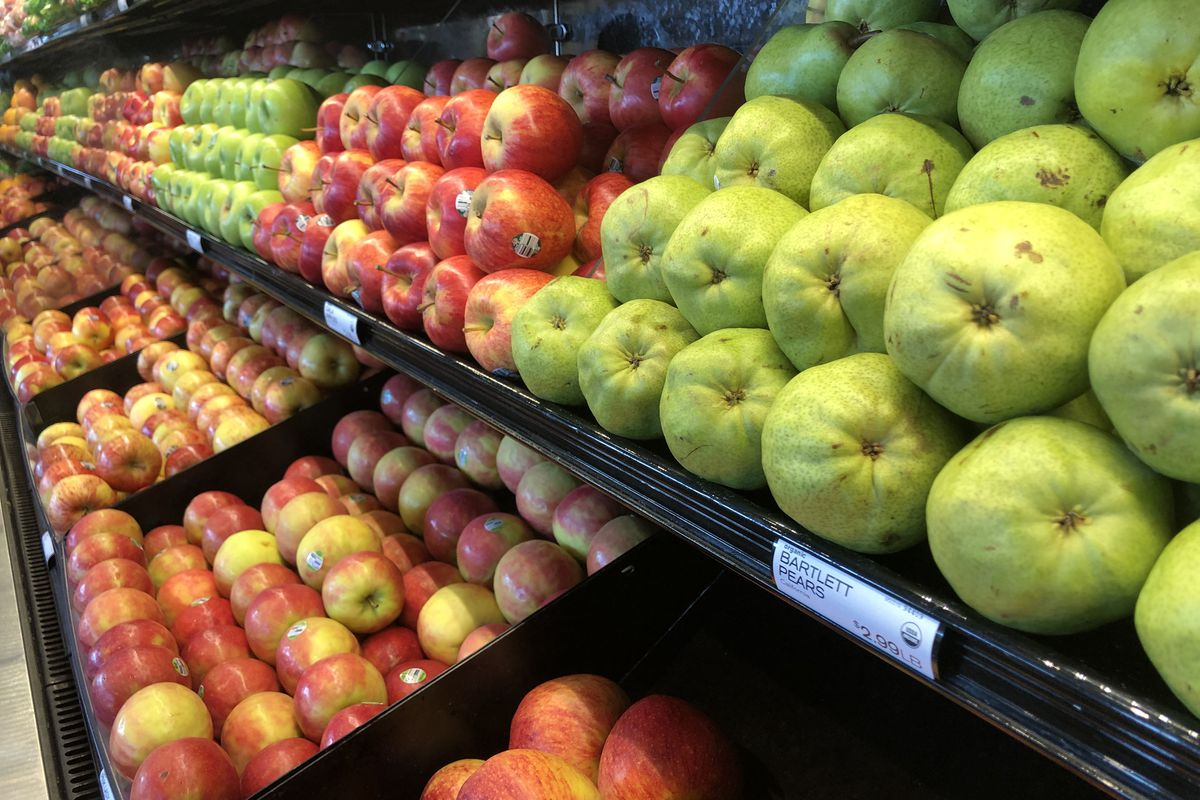 NoPac Zero Waste will offer produce from the Pacific Northwest, free of plastic packaging