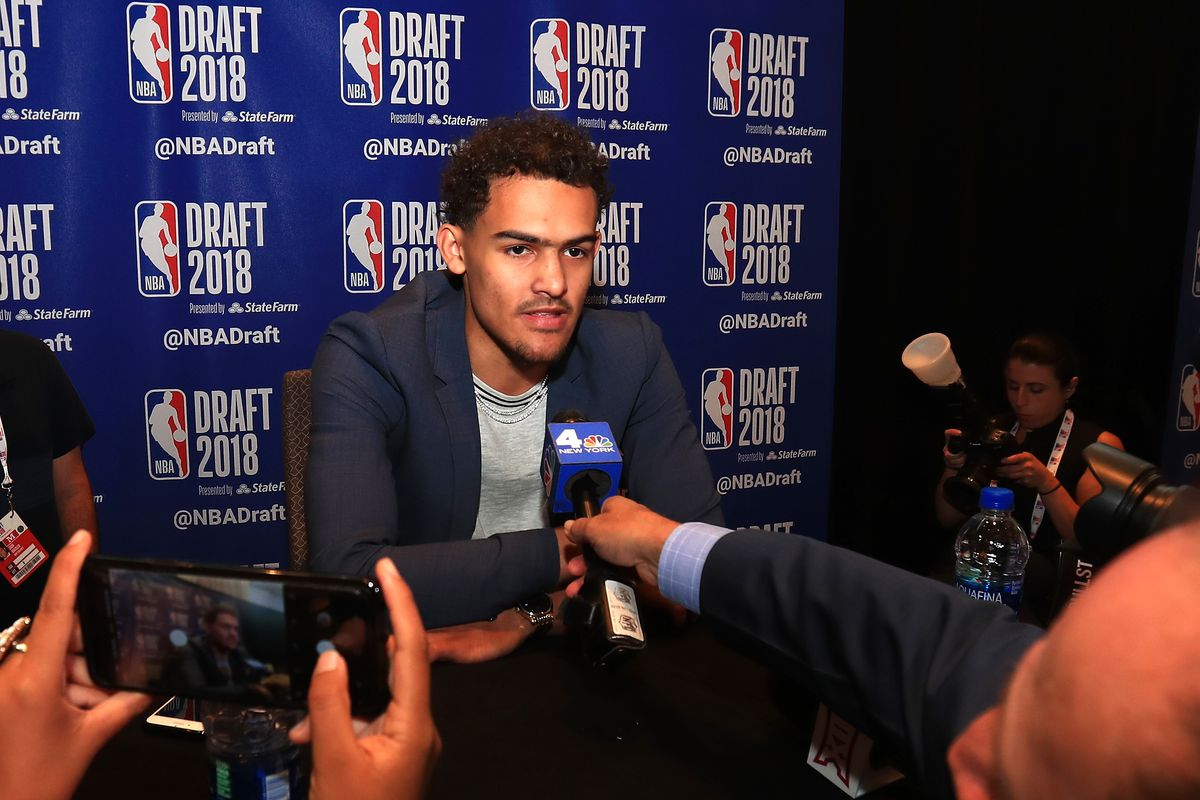 2018 NBA Draft - Media Availability