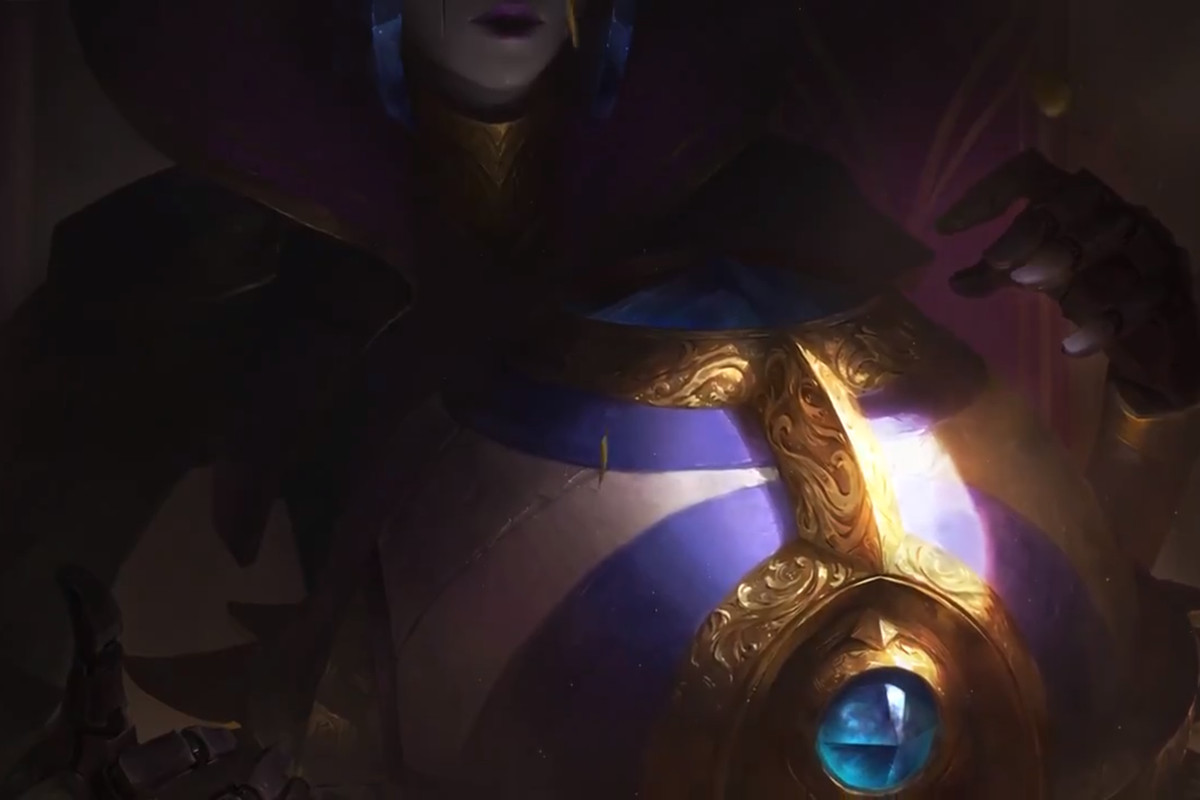 Victorious Orianna Is The 2018 Season Reward The Rift Herald