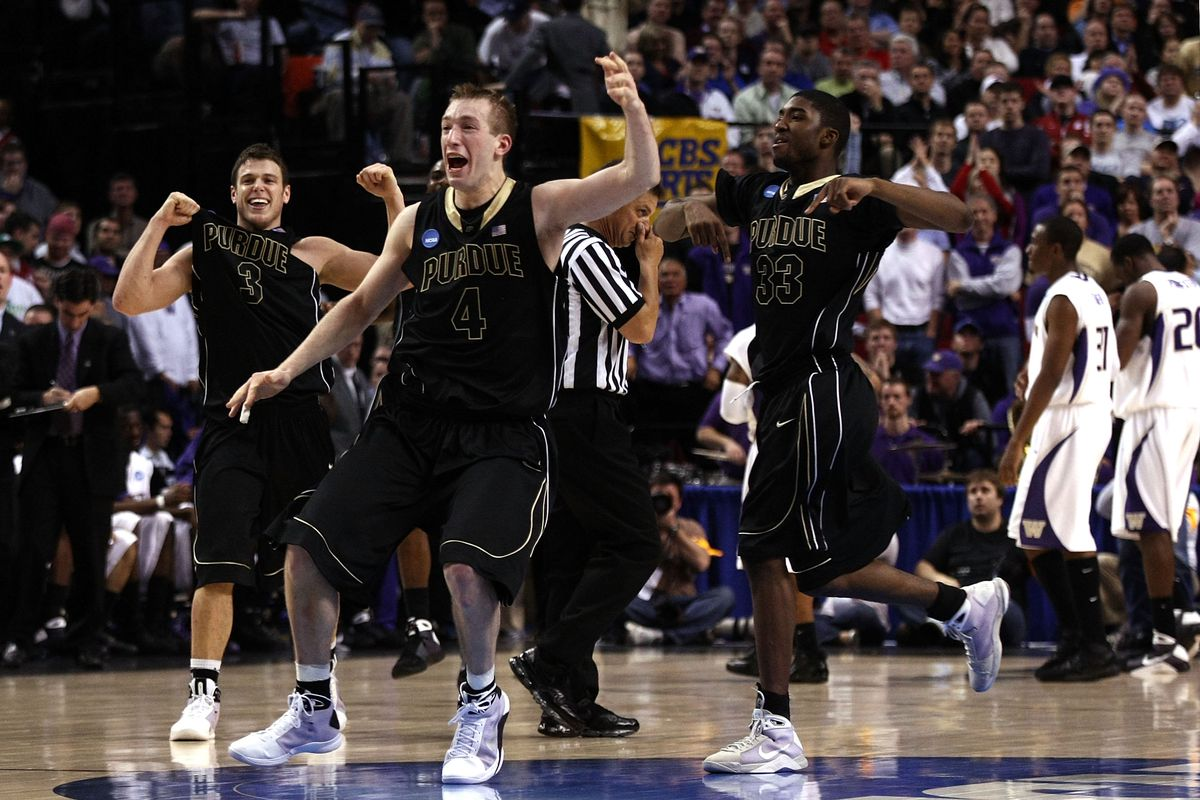 NCAA Second Round: Purdue Boilermakers v Washington Huskies