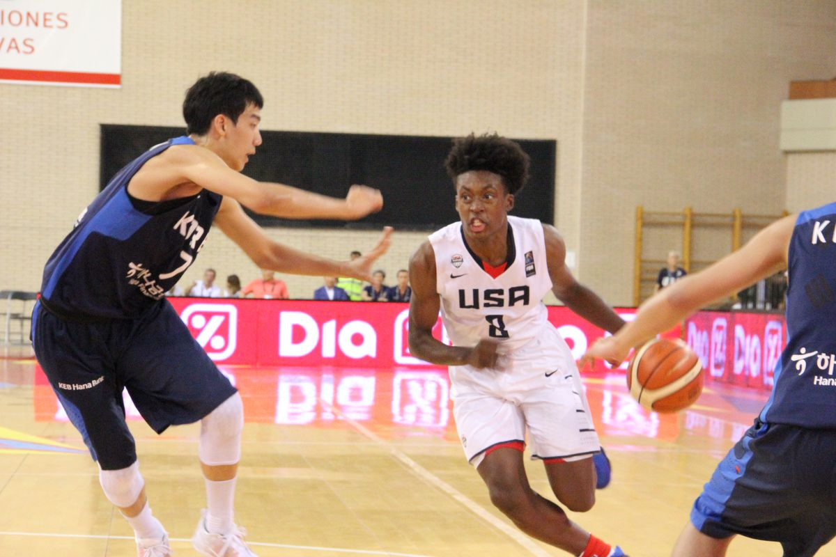 How Collin Sexton went from unranked to a 5-star basketball