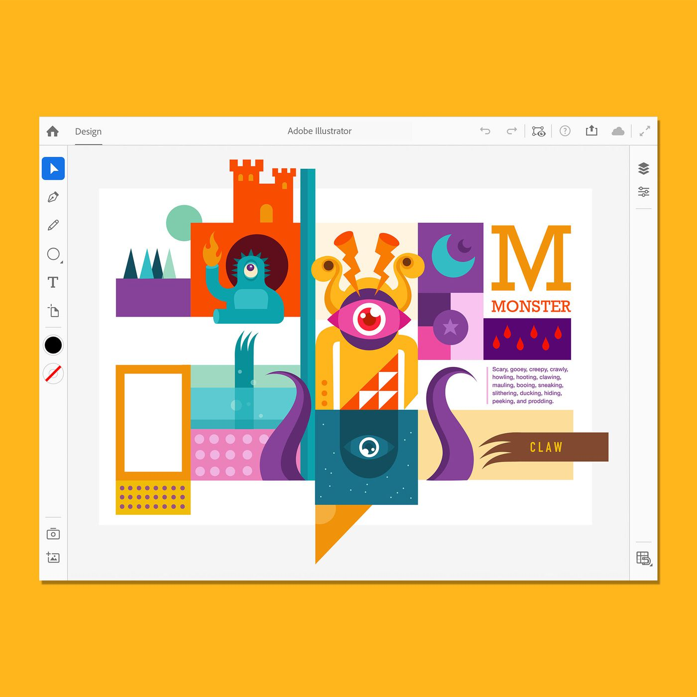Adobe Illustrator For Ipad All The Biggest Features The Verge