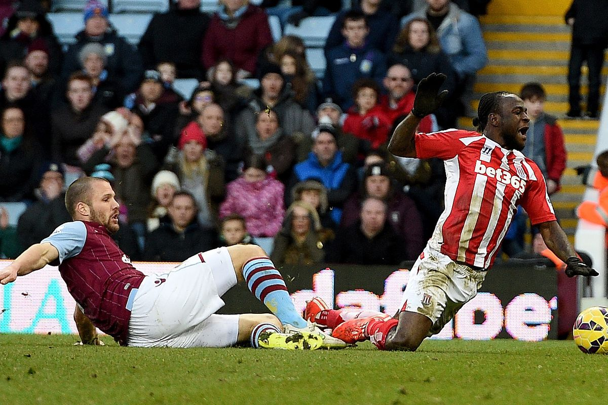 Ron Vlaar killed the comeback before it could even begin