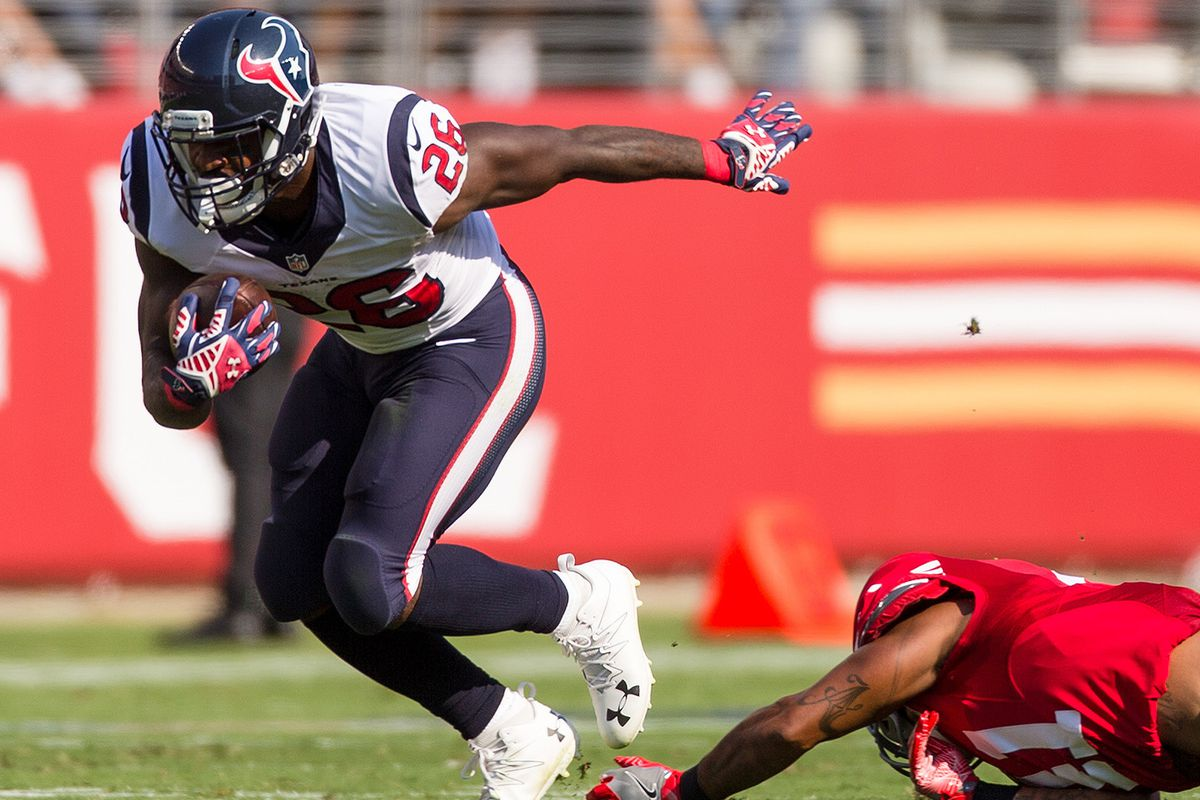 Lamar Miller is one of the best fantasy RB options this season.