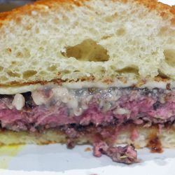 Marrow burger