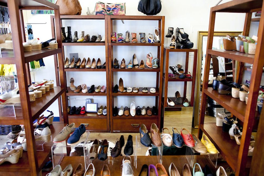 15808c344 Williamsburg s locally-owned shoe destination carries brands like Jeffrey  Campbell
