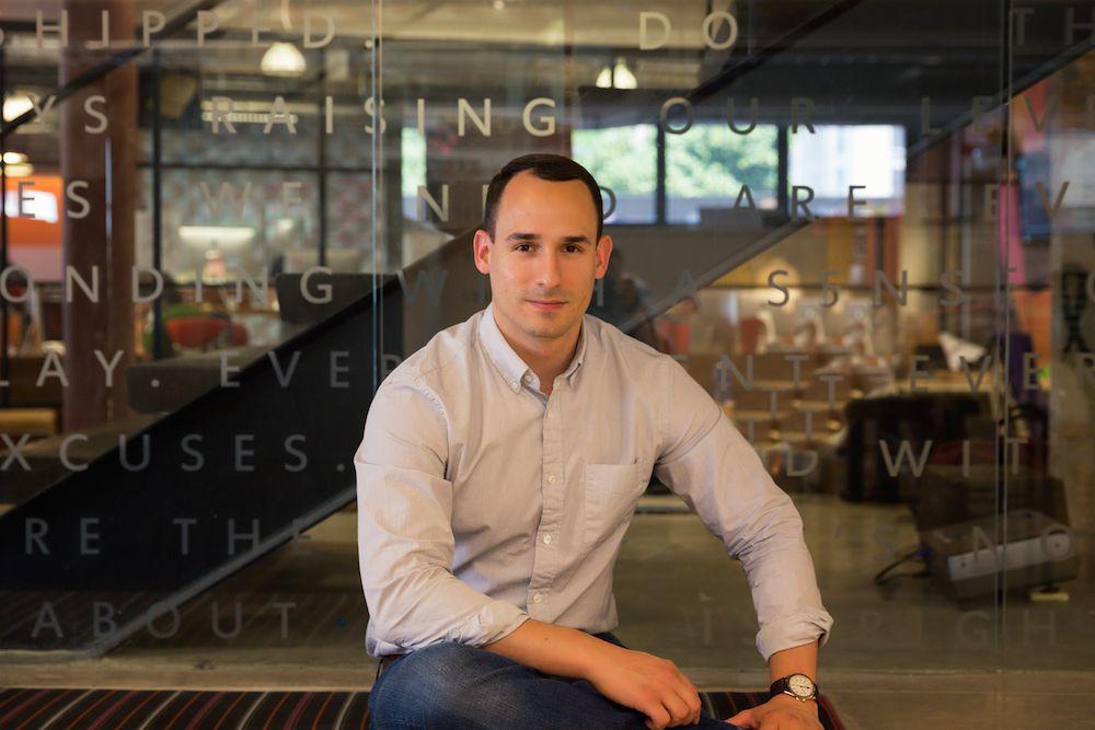 Ted Serbinski is helping start the new TechStars Mobility startup accelerator program in Detroit.