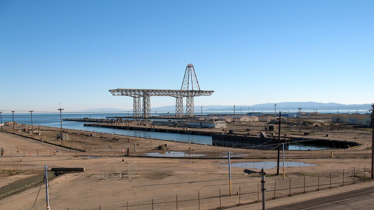 Hunters Point shipyard: Fraud and contamination fuel doubt - Curbed SF