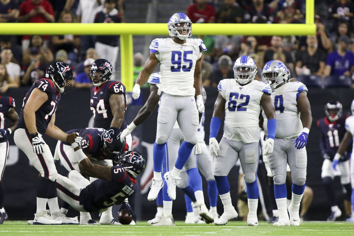 Lions-Texans snap count observations: Detroit gets a good, long look at their starting defense