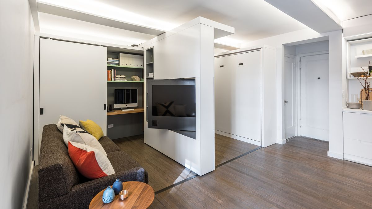 Meet New Yorks Go To Architect For Redesigning Small Spaces