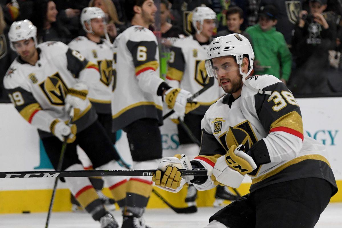 Anaheim Ducks v Vegas Golden Knights