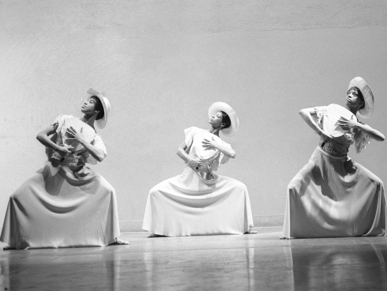Twin documentaries spotlight dance legends Alvin Ailey and Bill T. Jones