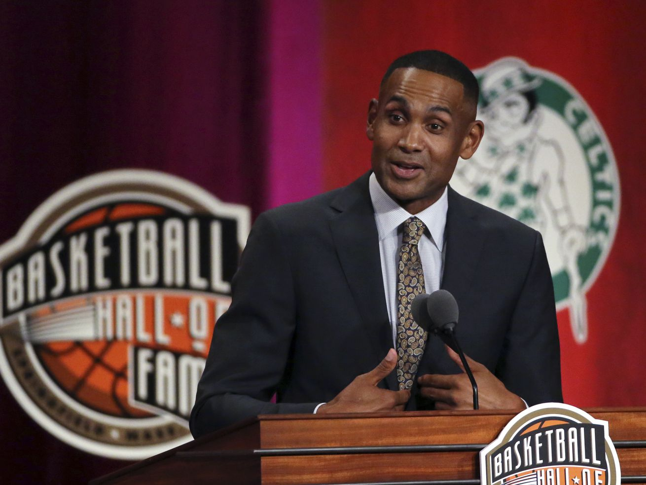 When the Tokyo Olympics end, Grant Hill will replace Jerry Colangelo and become managing director of USA Basketball's men's national team.