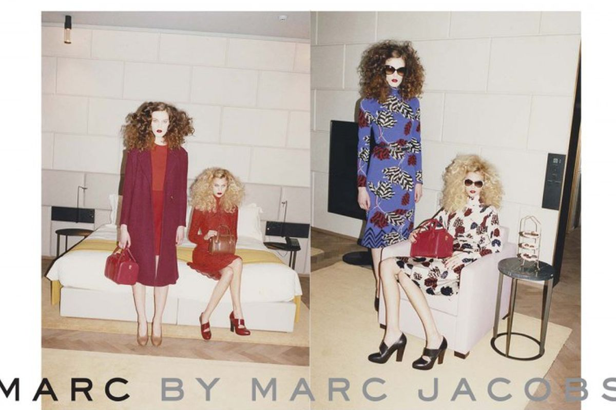 Marc By Marc Jacobs Big Hair Meet The Bieber Brawl Bow Tie Racked Chicago