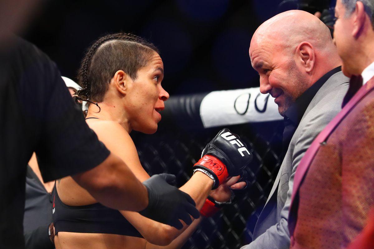 Coach for Amanda Nunes has a message for critics and dumb people like Dana White - MMAmania.com