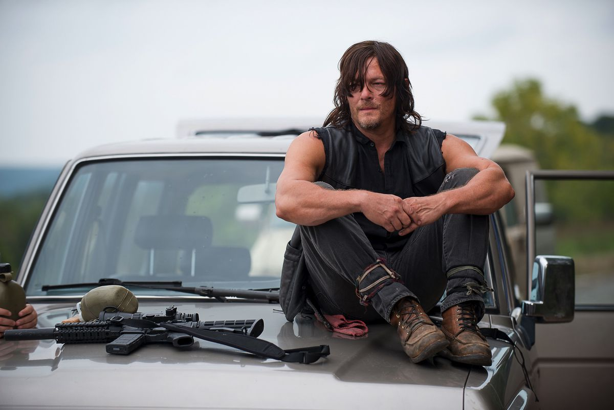 The Walking Dead season 6, episode 12 (AMC)