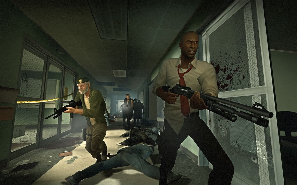 Left 4 Dead lives on as its own genre 10 years later - Polygon