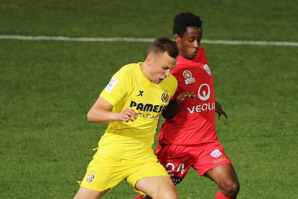 Adelaide v Villarreal CF