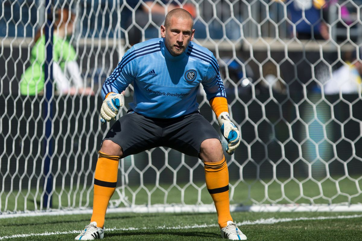 Saunders: His outfit may not match here, but he's the MLS Fantasy pick of the week.
