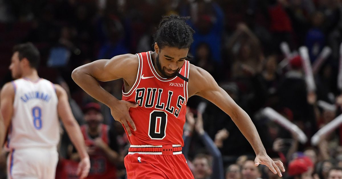 Coby White has sights set on being Chicago Bulls' starting point guard
