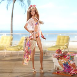 Malibu Barbie by Trina Turk Collector Doll, $50.