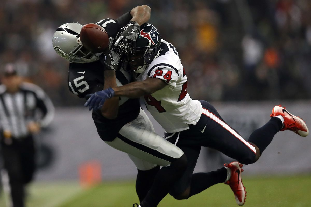 2016 Nfl Playoffs Live Houston Texans V Oakland Raiders Battle