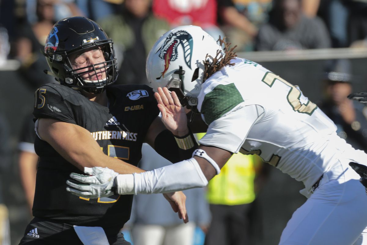 COLLEGE FOOTBALL: NOV 09 UAB at Southern Miss