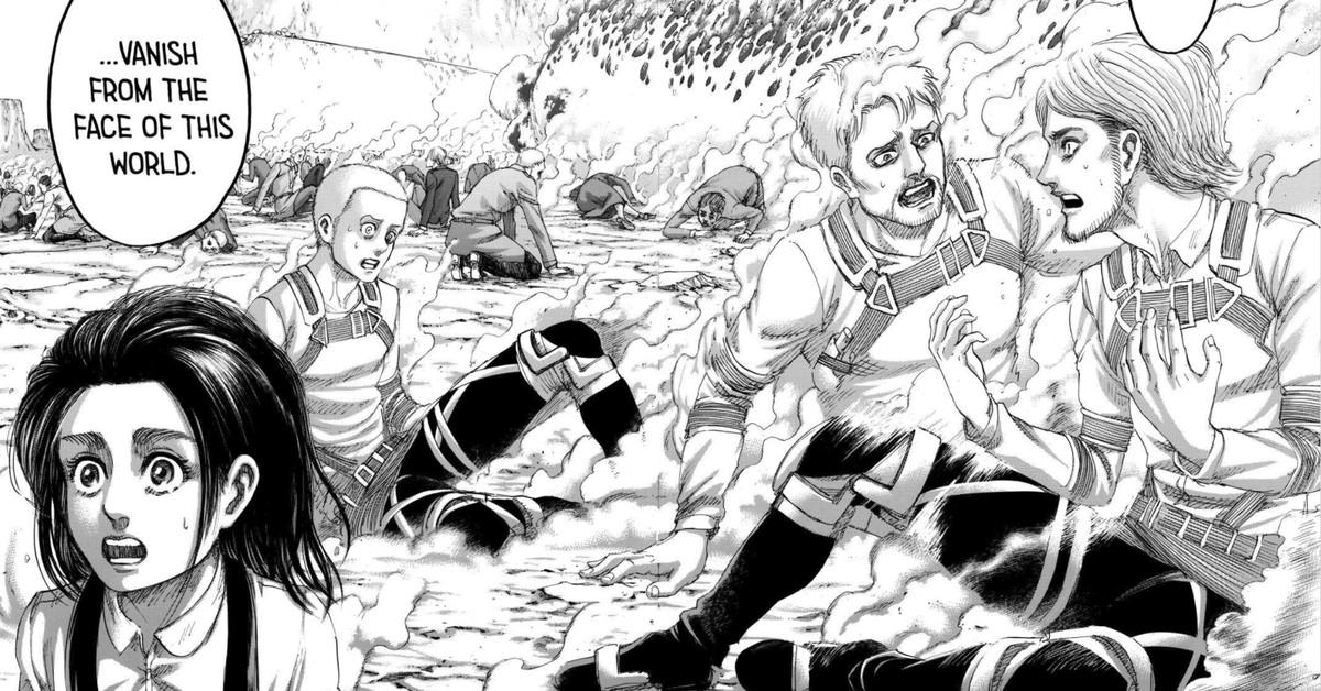 Attack On Titan Couldn't Escape Controversy In The End - NewsOpener