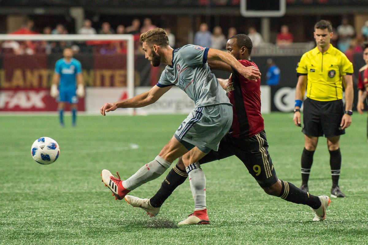 MLS: U.S. Open Cup-Atlanta United FC vs Chicago Fire