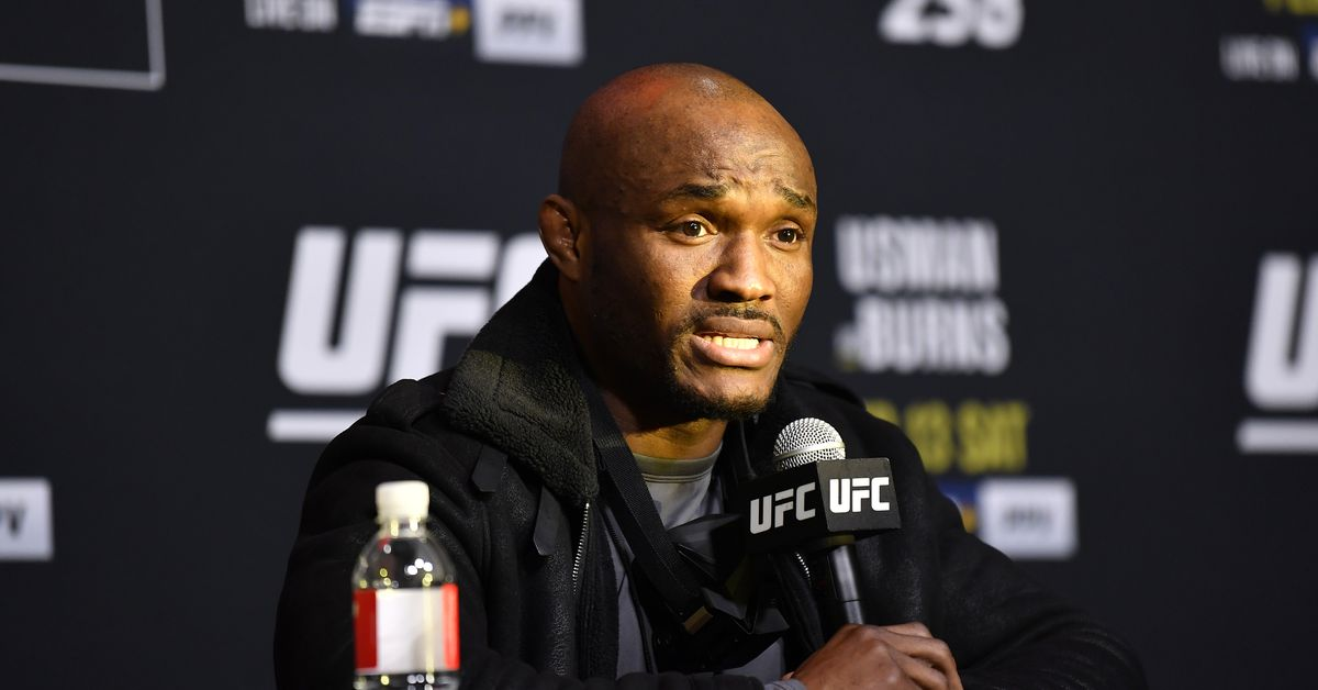 Usman: Covington made 'huge mistake' in turning down Edwards fight thumbnail