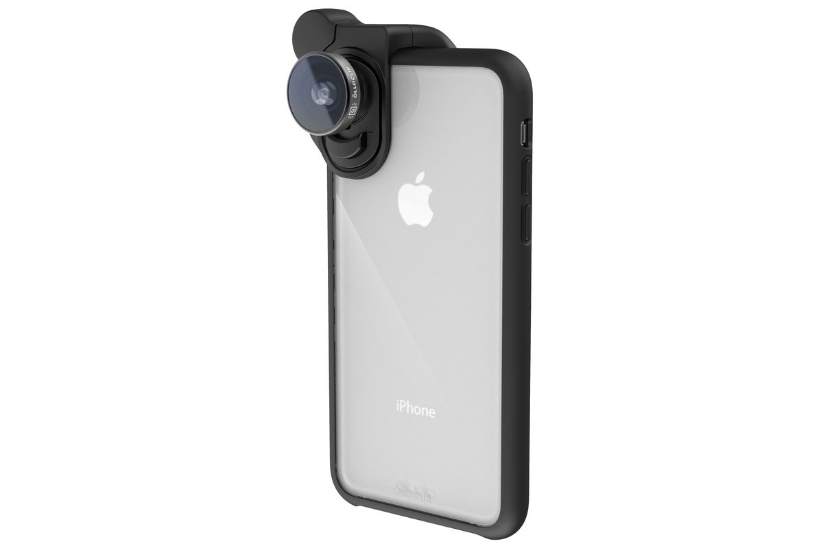 online store 14d5f a49d6 Olloclip's new camera lenses for the iPhone X don't require a ...