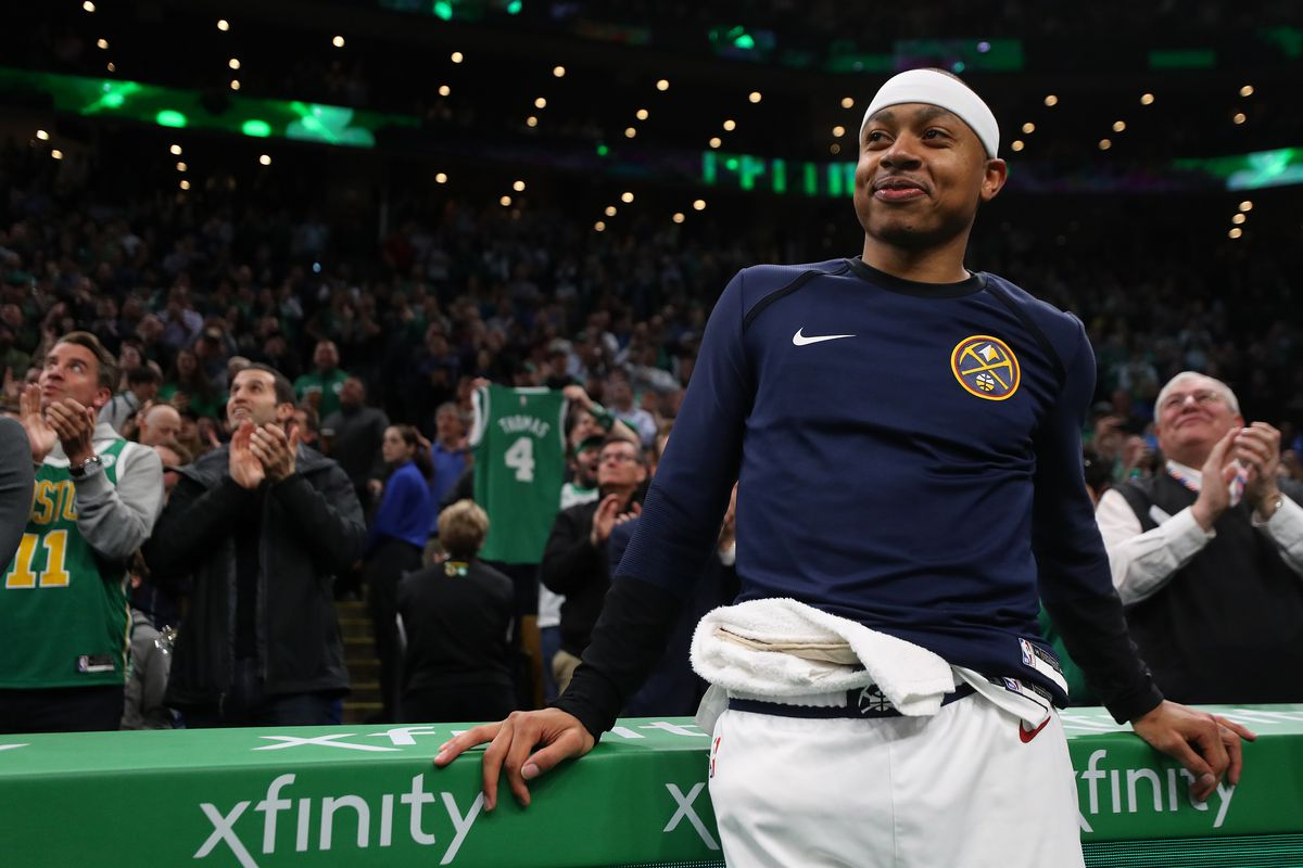 Was Isaiah Thomas  emotional tribute video the start of a Celtics ... f0ffe007a