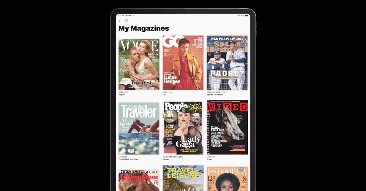 QnA VBage Apple launches Apple News Plus service