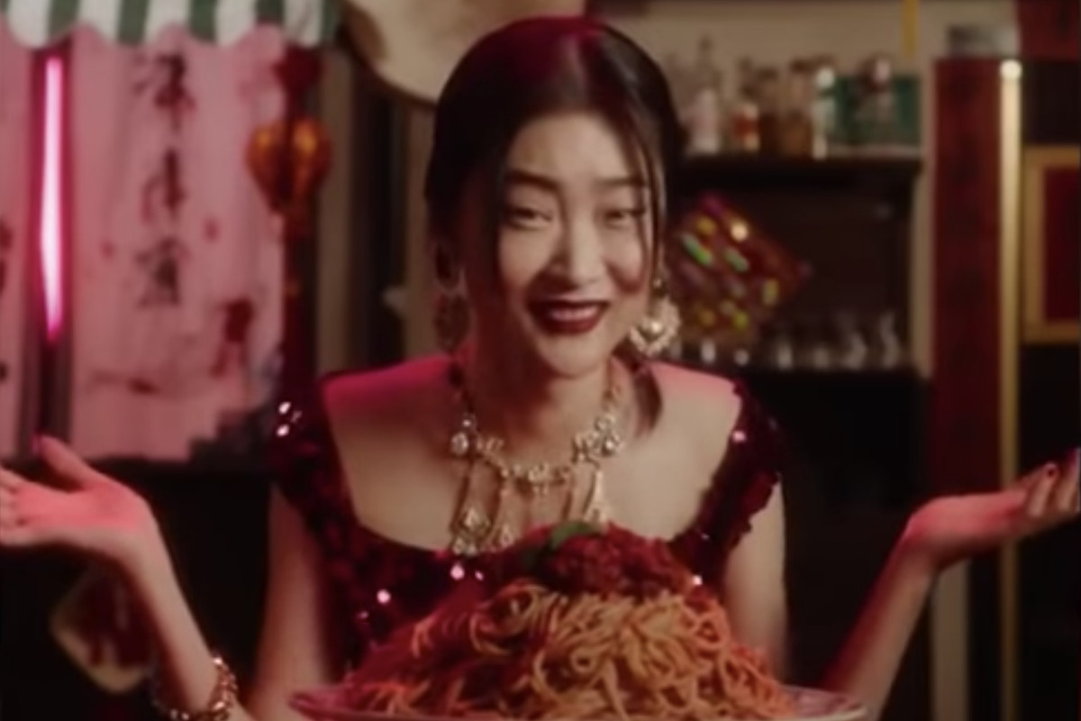 22b4e52ad Dolce   Gabbana show in China canceled after racist Instagram DMs - Vox