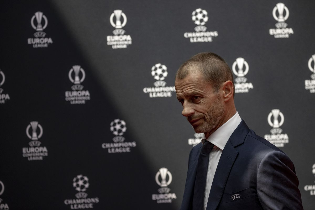 Group stage draw for UEFA Europa League in Istanbul