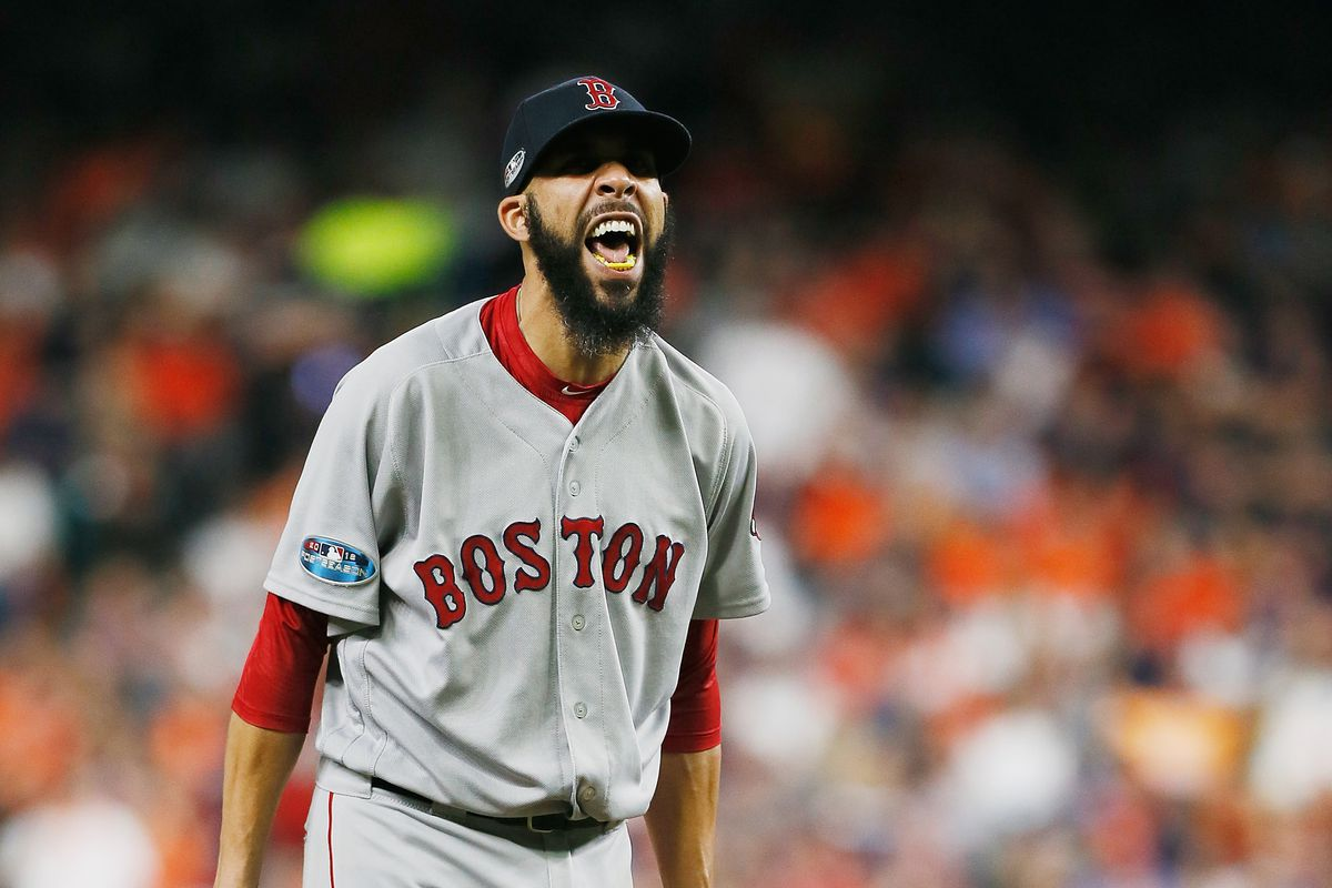 League Championship Series - Boston Red Sox v Houston Astros - Game Five