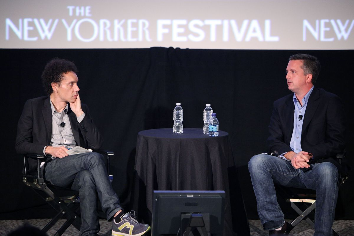 The 2010 New Yorker Festival: In Conversation With Malcolm Gladwell