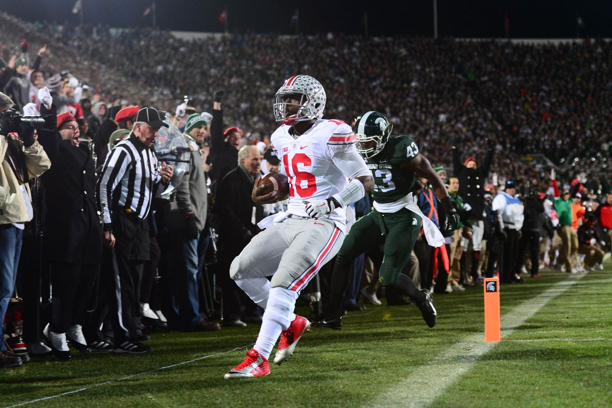 How To Watch Michigan Vs Ohio State Live Online Time Tv Schedule