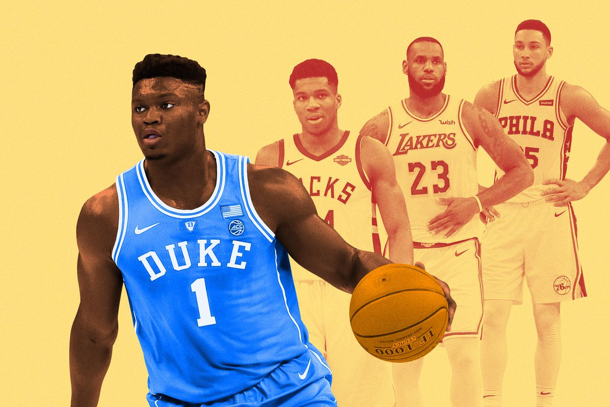 Duke S Zion Williamson Could Be The Next Great Nba Point