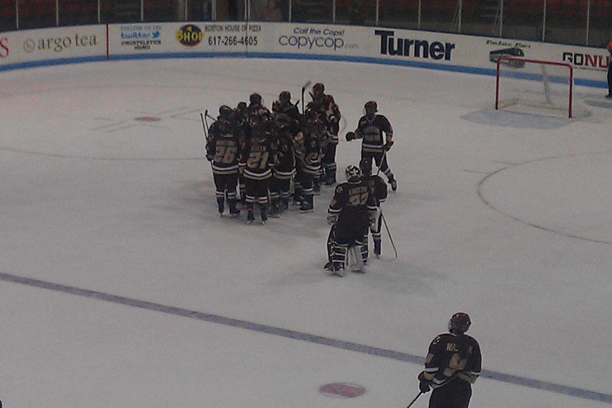 "Put it on the board, BC wins. (via <a href=""http://twitpic.com/7flg1v"">@joegrav</a>)"