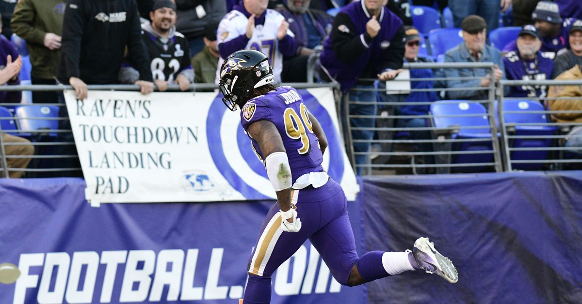 Predicting the Ravens statistical leaders in each major defensive category