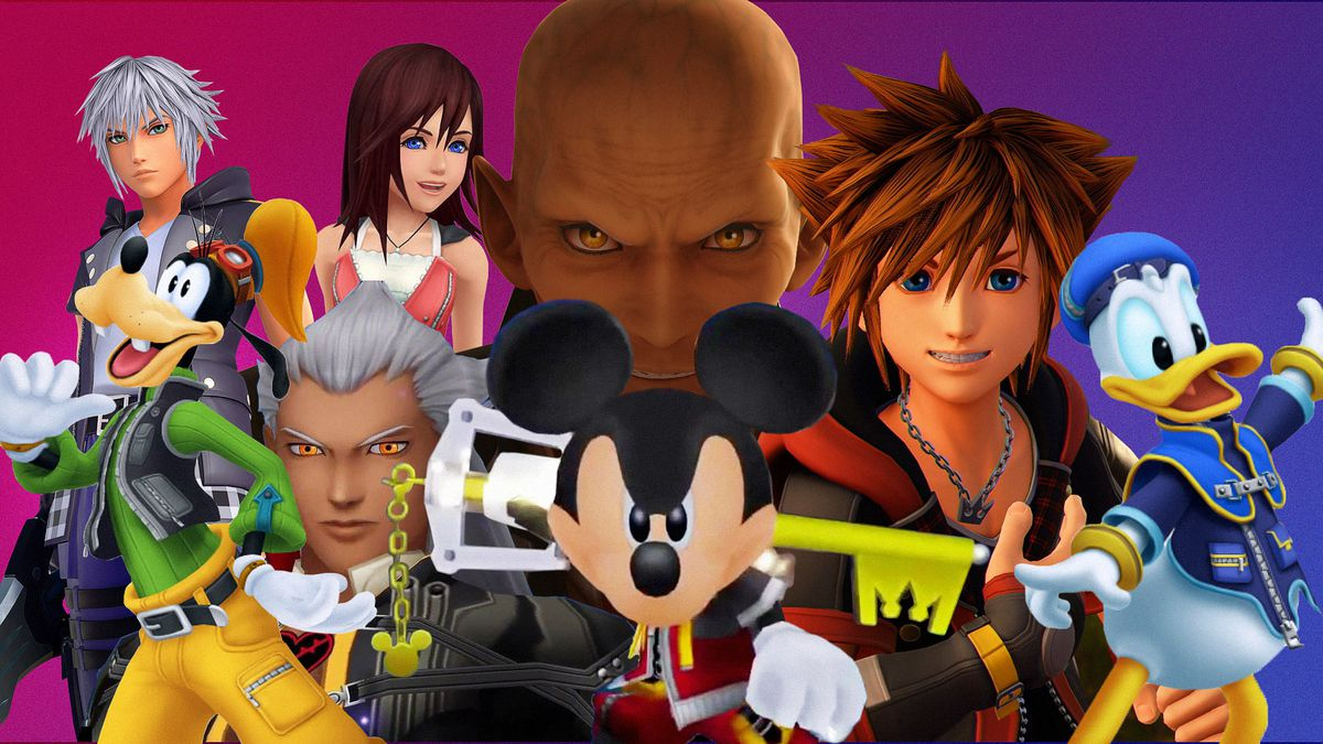 Kingdom Hearts 3 The Story So Far And Timeline Explained Polygon