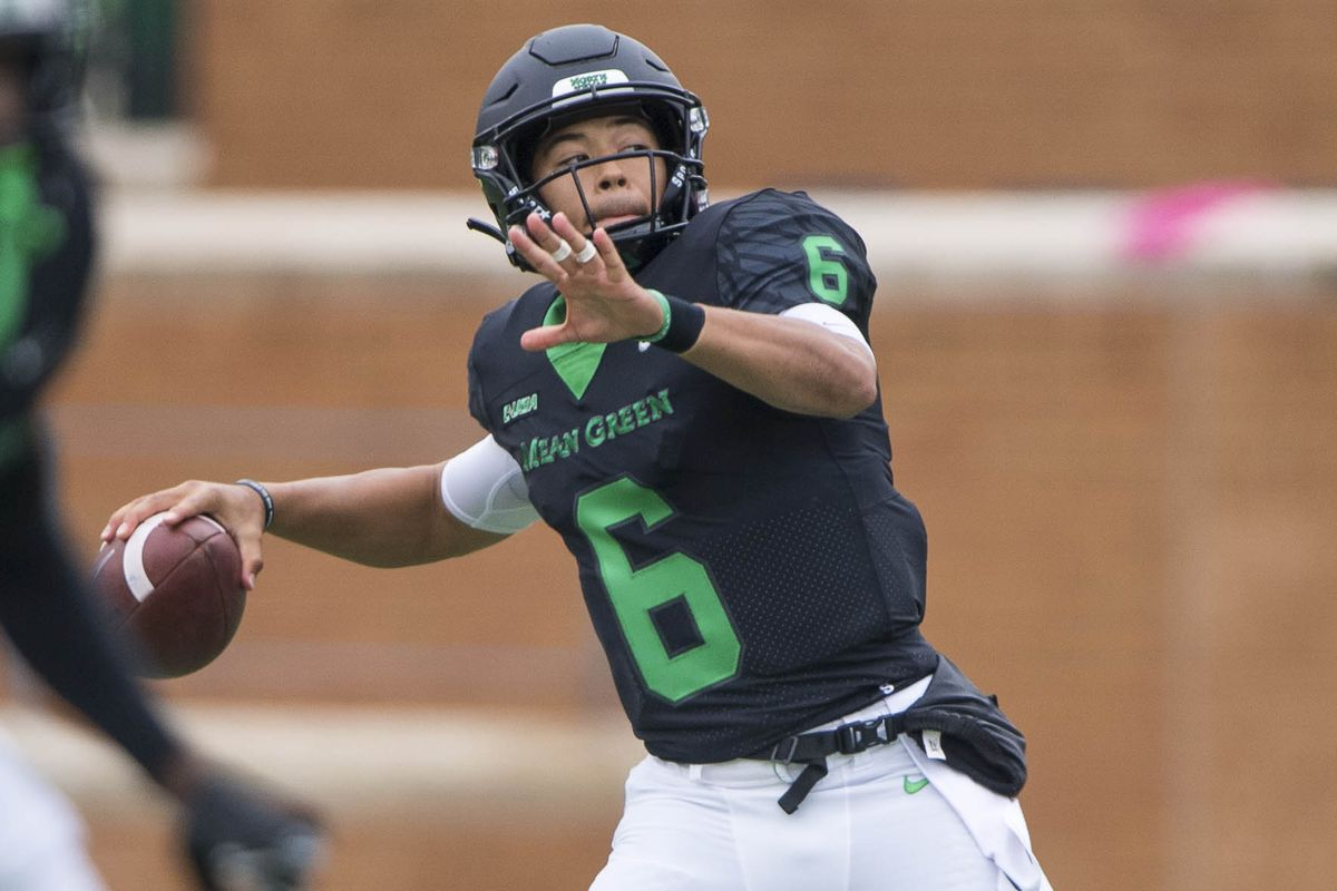 NCAA Football: Southern Mississippi at North Texas