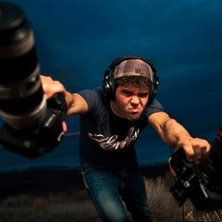 Devin Graham was a student at BYU studying film. His dream was to work in Hollywood on feature films until he and roommate Jeff Harmon began to look at YouTube. Graham's YouTube channel has 996,604 subscribers and 179,136,891 video views.
