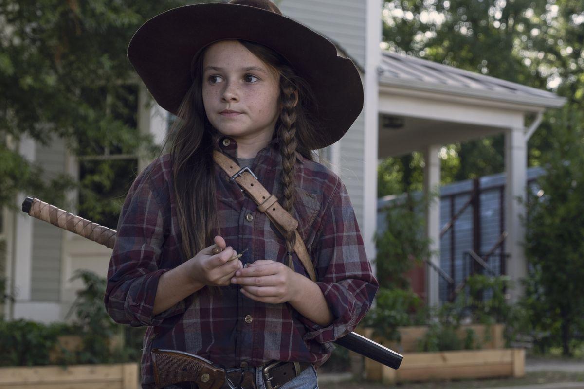 The Walking Dead's fresh start looks like a big step back